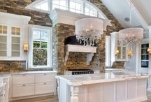Creative Kitchens / Creative lighting ideas for kitchens