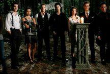 Vampire Diaries the Series