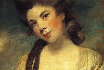 late 18th century hair