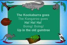 Kid's Aussie songs