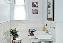 home: bathroom / ideas to for redoing our bathroom, should the day ever arrive that someone offers to redo our bathroom