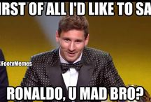 Messi the god