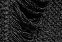 Knitted Lullaby's SKELETON / Handmade work .