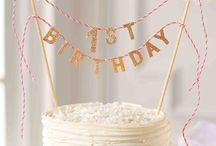 First cake :)