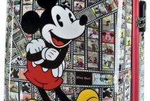 topolino vintage decor