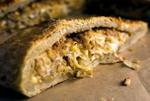 Savory Pastries and Pies / Savory Pastries and Pies