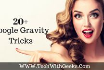 Do you know what Google gravity is?