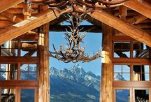 Favorite Light Fixtures For Your Mountain Home - New Electric / by New Electric Inc