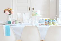 Pastel Party / Partythema, Kindergeburtstag, Mottoparty, TIsch- und Party-Dekoration, Baby-Shower, DIY-Ideen