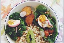 Healthy meal inspiration