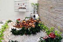exteriores jardim