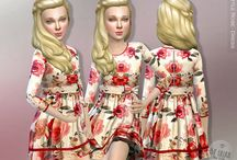 Sims 4 cc Children clothes
