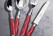 Coral Flatware by Alain Saint-Joanis / Coral is beautiful