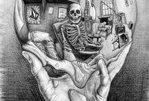 seven deadly sins art project
