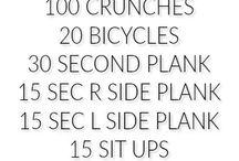 workouts*