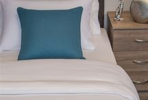 Cushions / For that extra injection of style to add to your guest bedrooms, choose one of our exquisite cushions designed to really create a style statement. A great way to introduce effortless comfort and modern style onto a guest bed, cushions are the ultimate finishing touch that ensures your bed dazzles and shines.