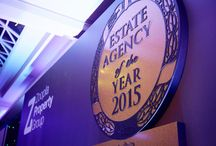 Sunday Times' Estate Agency of the Year 2015 #EAOTY15 / The Estate Agency of the Year Awards 2015 in association with The Sunday Times and The Times and sponsored by Zoopla Property Group held in the Lancaster Hotel in Marble Arch.