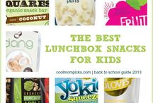 Lunchbox Fillers / by Liz Delzell