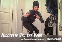 You VS The Year Running Challenge by Under Armour