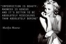 Slighty weird obsession with Marylin Monroe