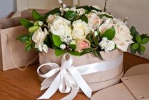 Virág doboz