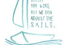 Sailing awaaaaay!