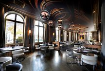 Wonderfully designed restaurants