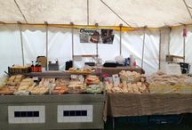 Food Fairs and Events / Details of the various Food Fairs and Events that we attend throughout the Year.