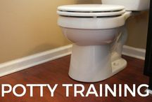 Potty training tips / Ely