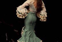 moda flamenca.