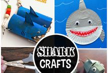 Shark art for kidsshark art