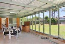 Pergolas and enclosed verandas