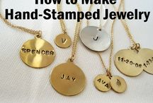 Stamped Jewelry DIY