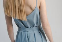 Clothes / These are special things for every day, easily combined, refined and at the same time simple and comfortable.