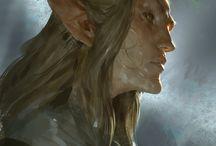CHARACTER | Elves, fairies