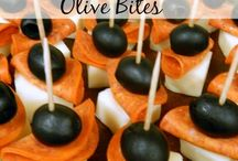 Appetizers/Snacks / by Deana Crider