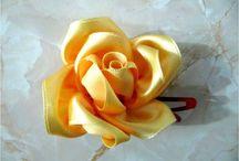fiori in tessuto..... / by terry zancano