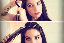 DIY Hairstyles / Our amazing bloggers show how you can make amazing hairstyles