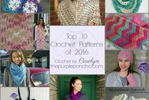 Crafts ~ Crochet and Knit