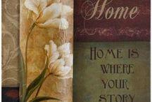 For the Home / Contemporary home decor