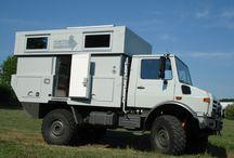 4x4 Unimog Camper