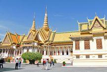 Camboya / Phnom Penh, Siem Reap y los templos de Angkor, todo lo necesario para descubrir Camboya.