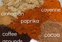 Spice seasoning, rubs and mixes