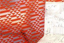 AI - Papier peint géometrique
