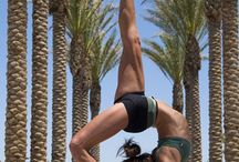 Acro~contortion / by Joyce Ecret