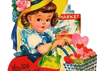 Vintage Cards / For my collection, I use to have. / by Nancy Brewer