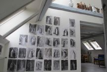 Mogens' picks / Mogens Kæseler er Odder Højskoles kunstlærer. Han underviser i fagene tegning, grafik, maleri, kunsthistorie, modeltegning, arkitektur og akvarel.