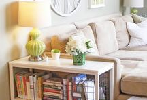 Home Decor (simple) / by Jill Kelly