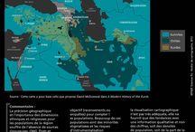 Cartes du Moyen Orient