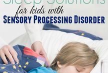 SPD & sleep disorder